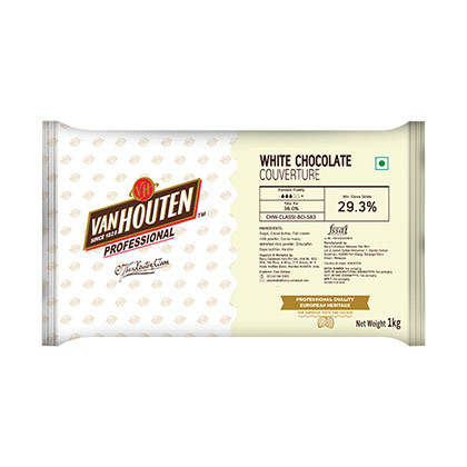 Van Houten  White Couverture - 10kgs