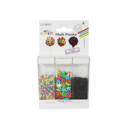 WOW Confetti Multi Pack BV2117