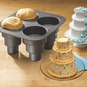 Mini Dessert Moulds