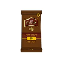 2M Cocoa Milk Chocolate
