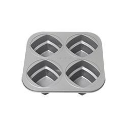 Bakemaster Square Cakelette Pan