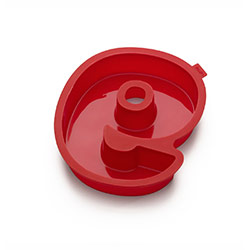 Silicone No 9 Cake Mould by Lekue