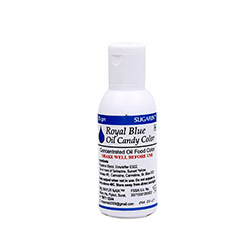 Sugarin Royal Blue Oil Candy Color