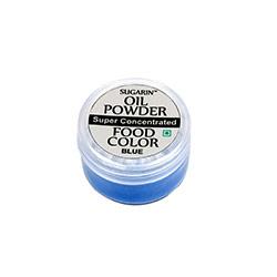 Sugarin Blue Oil Powder Color