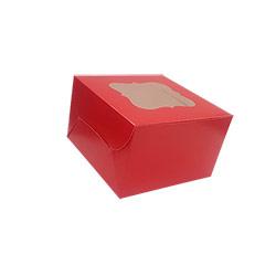 Royal Cake Box with Window  - 12X12X5