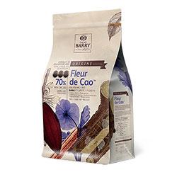Cacao Barry Fleur de Cao Dark Couverture