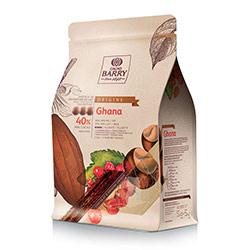 Cacao Barry Ghana 40.5% Milk