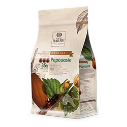 Cacao Barry Papouasie Milk Couverture