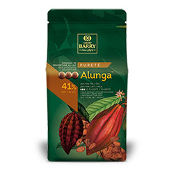 Cacao Barry Alunga Milk Couverture