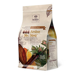 Cacao Barry Ambre Java Milk Couverture