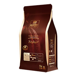 Cacao Barry Zephyr White Couverture