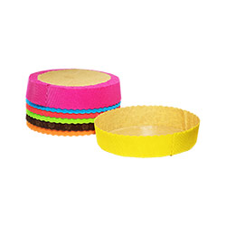 Ecopack Multicolor Small Round Cake Mould