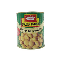 Button Mushroom by Golden Crown