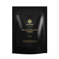 Ossoro Belgian Chocolate Powder