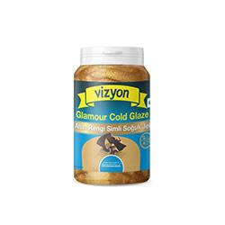 Vizyon Gold Cold Glaze