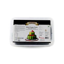Vizyon Black Sugar Paste