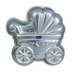 Rolex Baby Pram Cake Mould