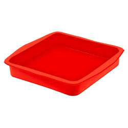Silicone Square Medium Cake Mould