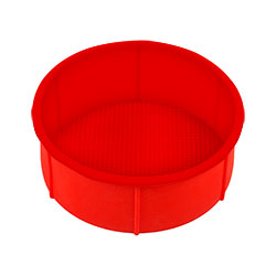 Silicone 6 Inc Round Cake Mould