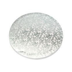 Silver Cake Drum Board