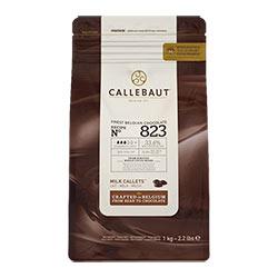 823 Milk Chocolate - 1kg Callebaut