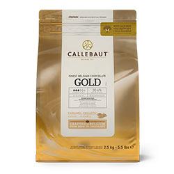 Callebaut Gold Chocolate
