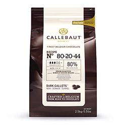 Callebaut 80%  Dark