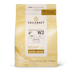 Callebaut W2 White