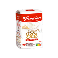 Francine French Baking Flour