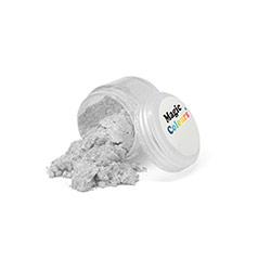 Pure Silver Lustre Dust by Magic