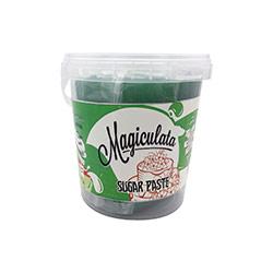 Garden Green Sugar Paste by Magic