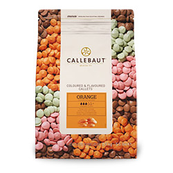 Callebaut Orange Chocolate
