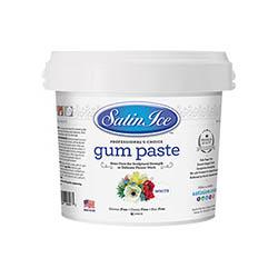 Satin Ice White Gum Paste