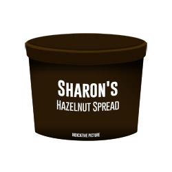 Sharon Hazelnut Spread