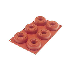 Donuts Mould Silikomart