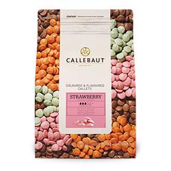 Callebaut Strawberry Chocolate