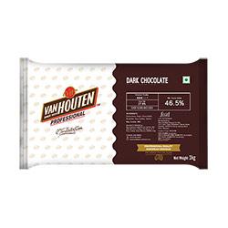 Van Houten 46.5% Dark Couverture - 3kg